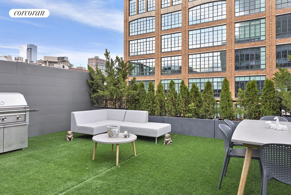 New York City Real Estate | View 15 HUBERT ST, #PHC | 630sf Private Terrace