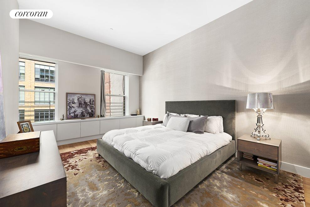 New York City Real Estate | View 15 HUBERT ST, #PHC | Master BEdroom