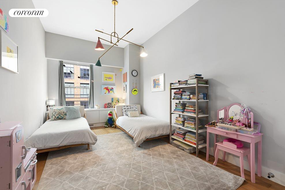 New York City Real Estate | View 15 HUBERT ST, #PHC | 2nd Bedroom