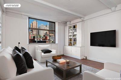 New York City Real Estate | View 15 West 67th Street, #5RW | 1 Bed, 1 Bath