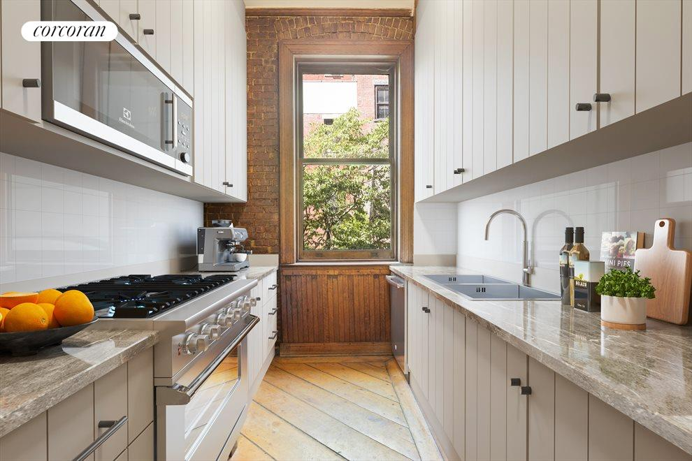 New York City Real Estate | View 263 West 90th Street | Kitchen reimagined