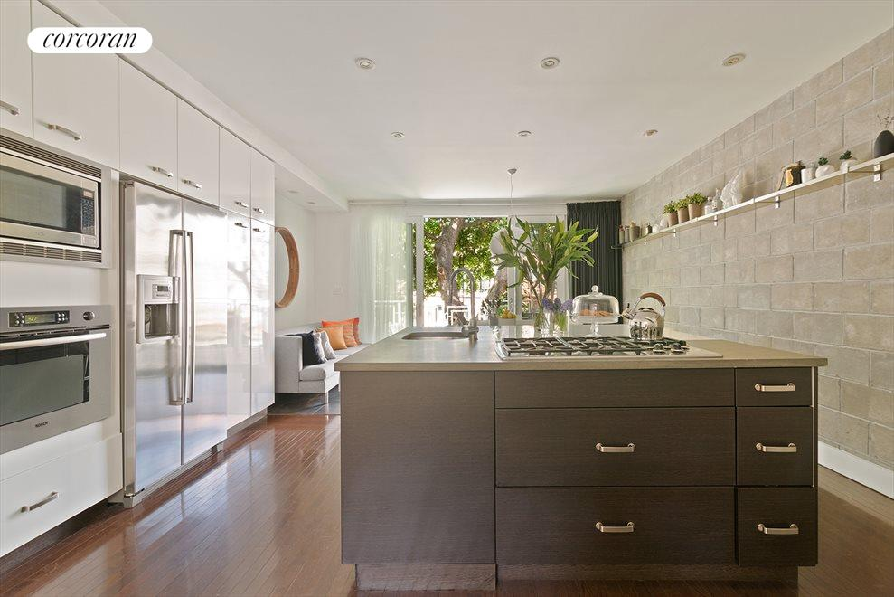 New York City Real Estate | View 239 8th Street | Kitchen