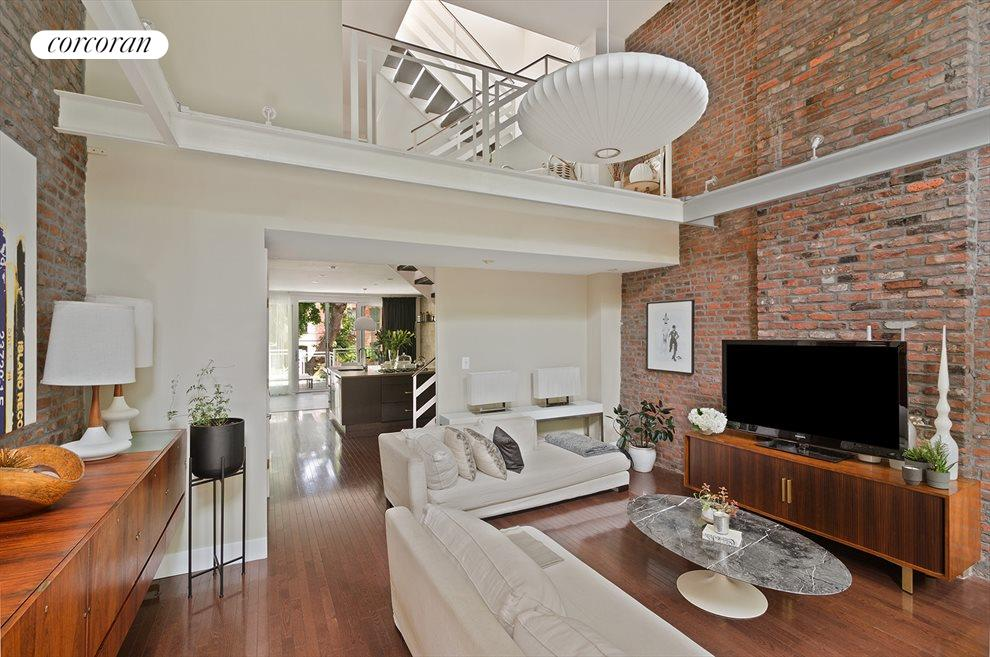 New York City Real Estate | View 239 8th Street | Living Room