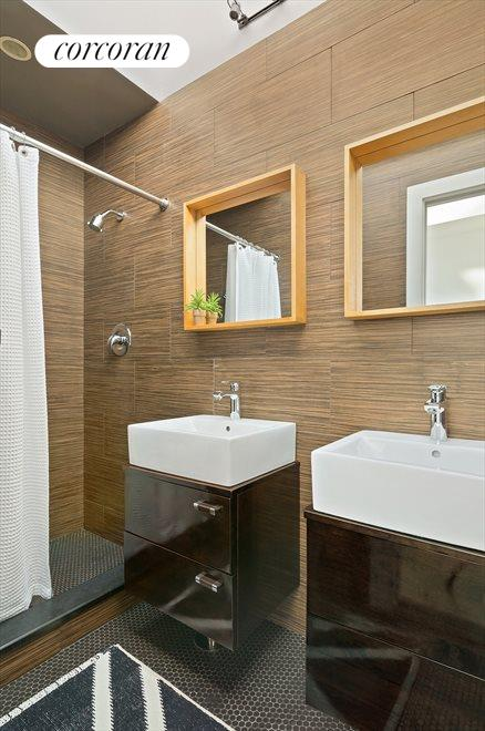New York City Real Estate | View 239 8th Street | Master Bathroom
