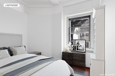 New York City Real Estate | View 15 West 67th Street, #5RW | Bedroom