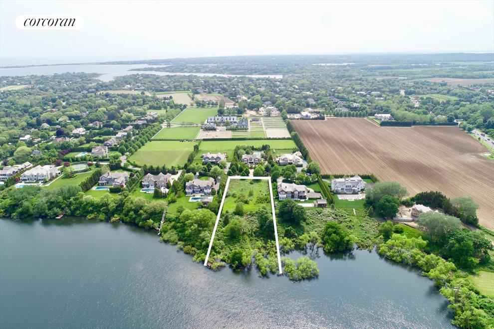 The Hamptons Real Estate | View 35 West Pond Drive
