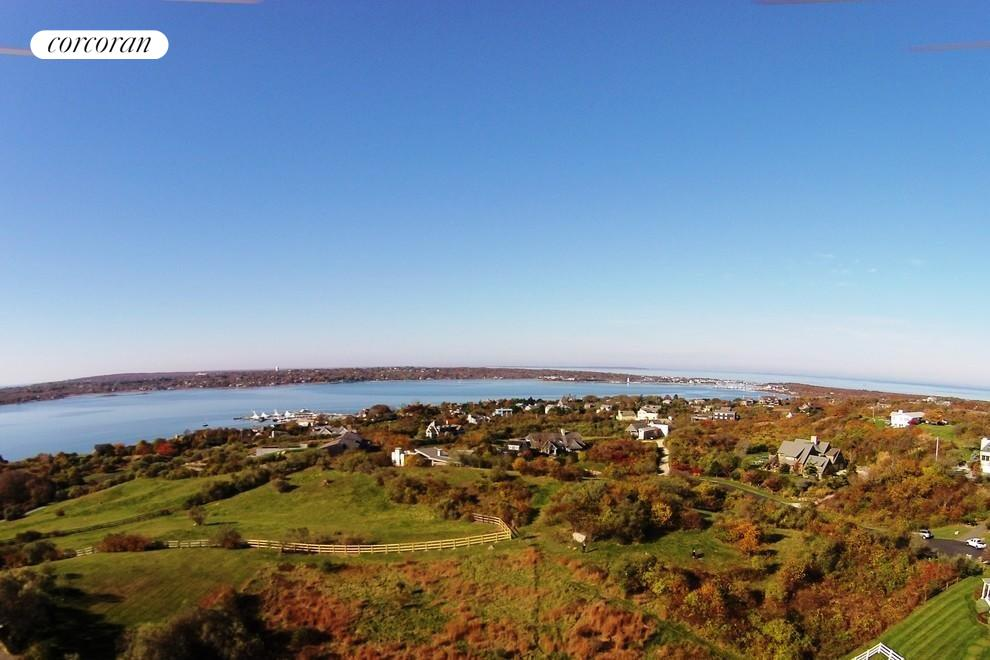 The Hamptons Real Estate | View 107 and 101 Startop Drive South | wide ranging waterviews