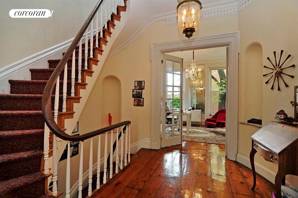 New York City Real Estate | View 57 Tompkins Place | Entryway