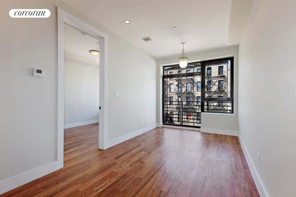 New York City Real Estate | View 337 Herkimer Street, #2R | 1 Bed, 1 Bath