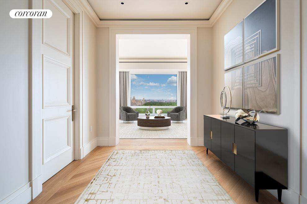 New York City Real Estate | View 220 Central Park South, #31A | room 1