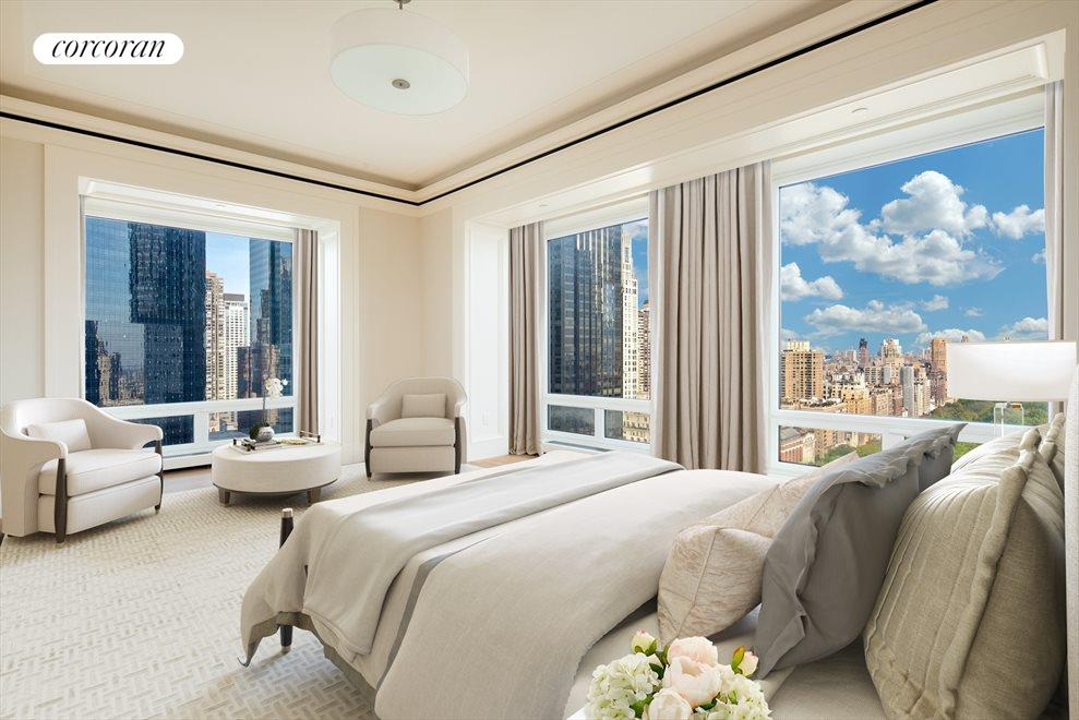 New York City Real Estate | View 220 Central Park South, #31A | room 3