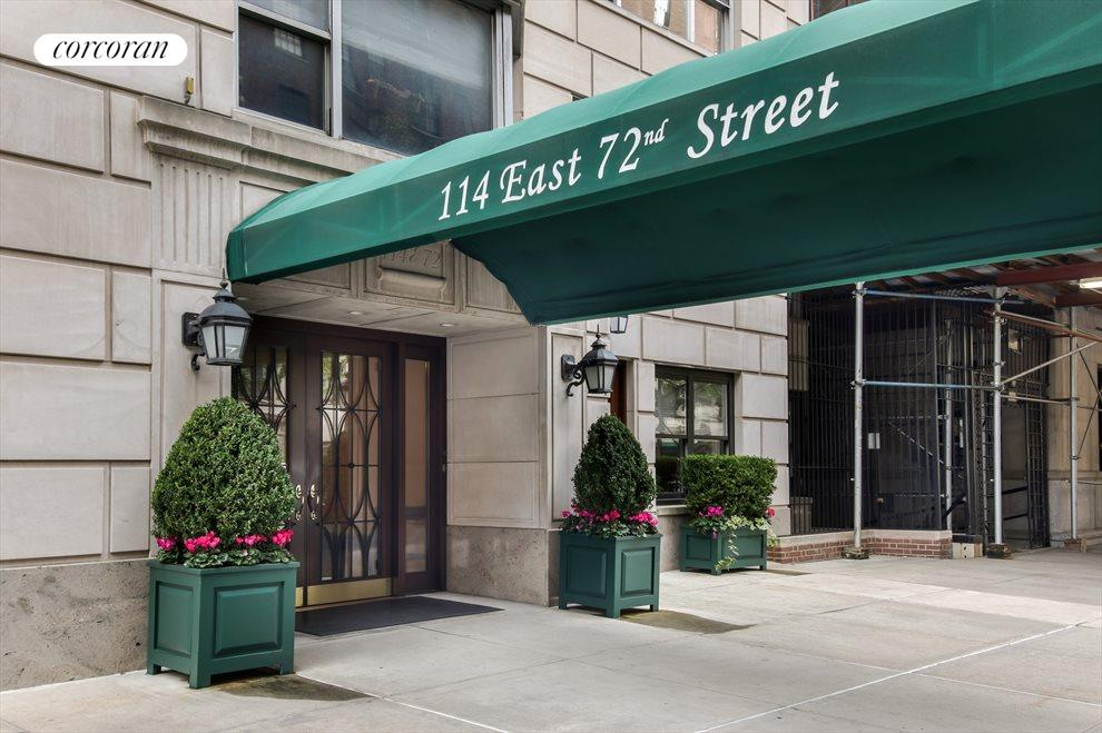 New York City Real Estate | View 114 East 72nd Street, #1D | 114 East 72nd Street