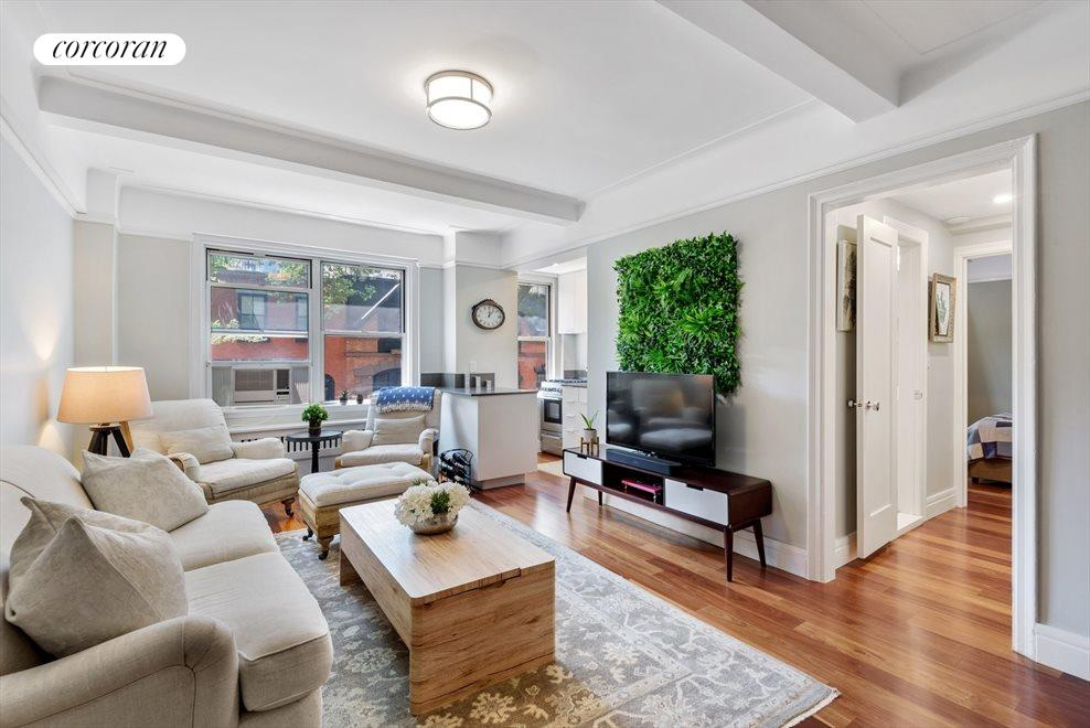 New York City Real Estate | View 70 Remsen Street, #1G | 1 Bed, 1 Bath