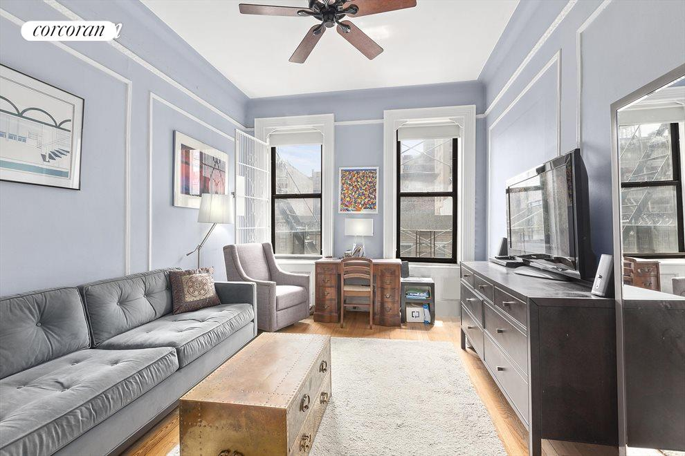 New York City Real Estate | View 235 West 108th Street, #53 | 2 Beds, 1 Bath