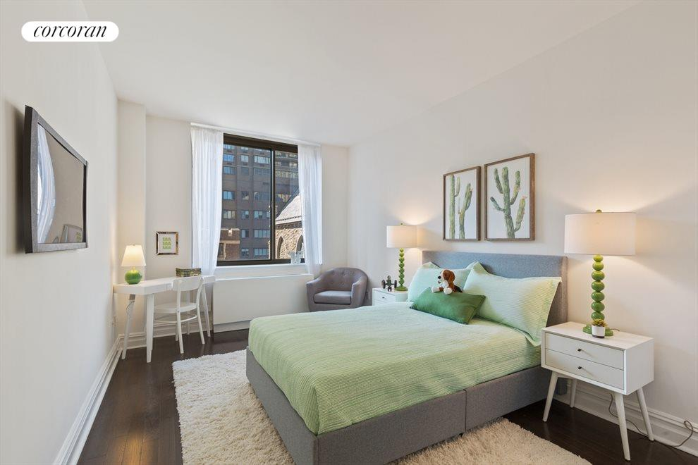 New York City Real Estate | View 2 Columbus Avenue, #8A | 2nd Bedroom