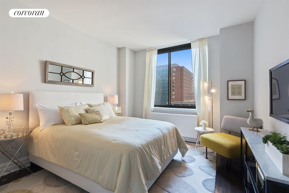New York City Real Estate | View 2 Columbus Avenue, #8A | 3rd Bedroom