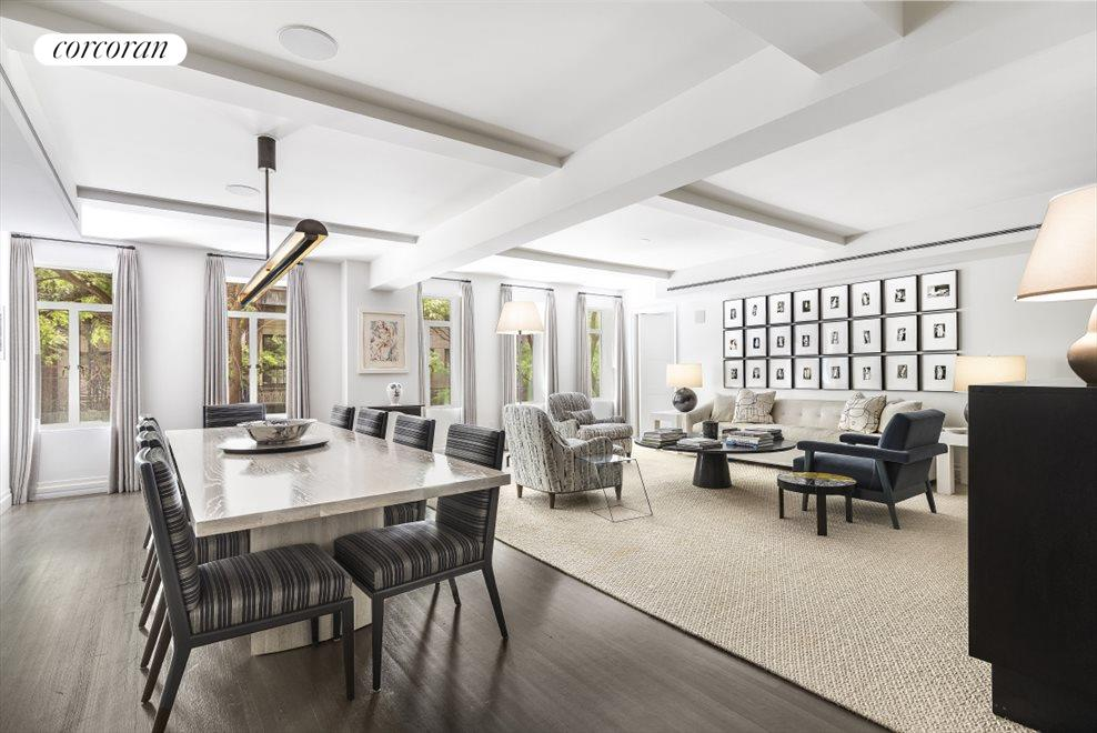 New York City Real Estate | View 737 Park Avenue, #3E | 4 Beds, 5 Baths