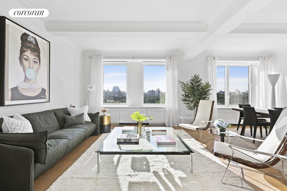 New York City Real Estate | View 1212 Fifth Avenue, #15B | 3 Beds, 3 Baths
