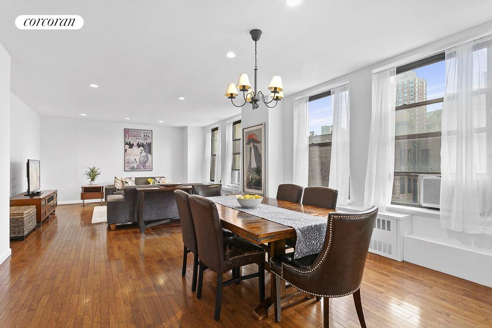 New York City Real Estate | View 75 Livingston Street, #13A | 2 Beds, 2 Baths