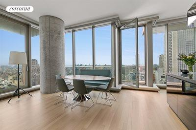 New York City Real Estate | View 56 LEONARD ST, #25A EAST | 11 ft ceilings & amazing light from huge windows
