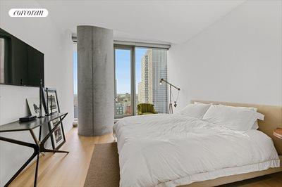 New York City Real Estate | View 56 LEONARD ST, #25A EAST | Second bedroom suite