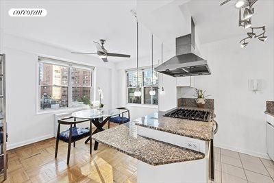 New York City Real Estate | View 150 East 61st Street, #9H | Eat In Kitchen
