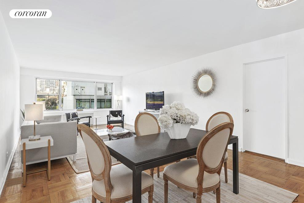 New York City Real Estate | View 150 East 61st Street, #9H | Great Room Alternate View