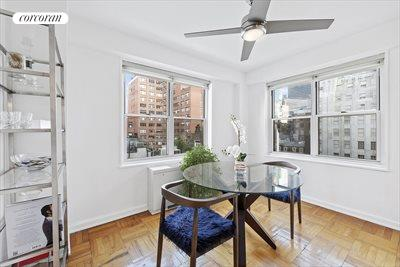 New York City Real Estate | View 150 East 61st Street, #9H | Optional 3rd Full Bedroom
