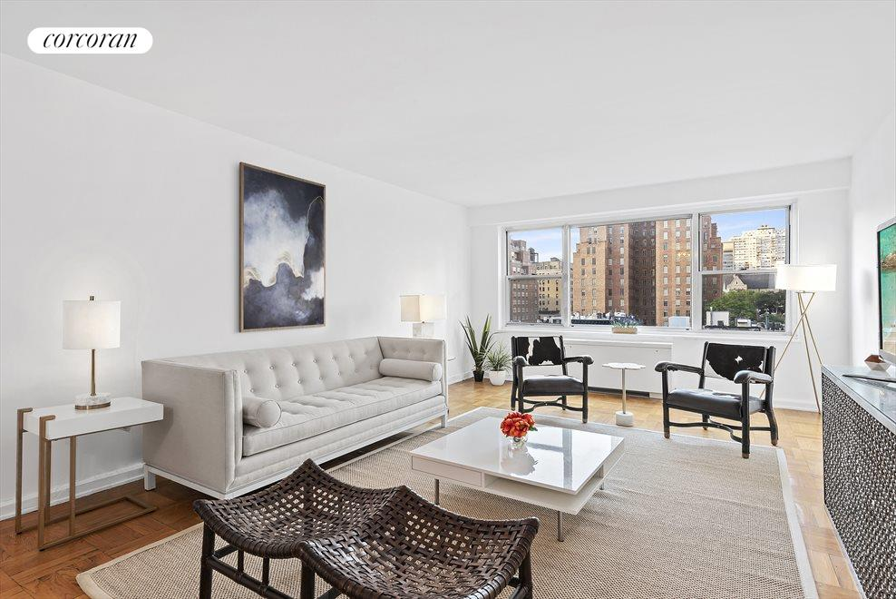 New York City Real Estate | View 150 East 61st Street, #9H | 3 Beds, 2 Baths