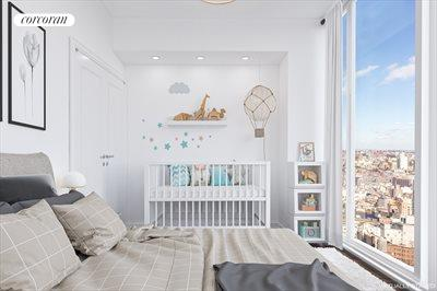 New York City Real Estate | View 245 West 99th Street, #28A | 3rd Bedroom
