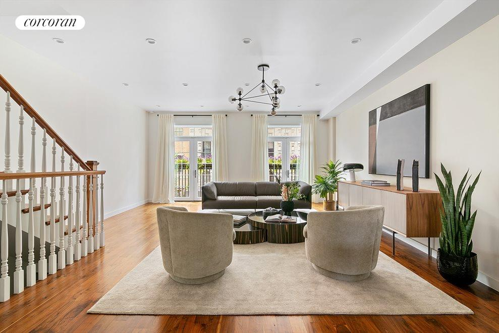 New York City Real Estate | View 127 South 1st Street | 6 Beds, 6 Baths