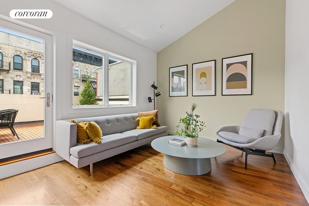 New York City Real Estate | View 127 South 1st Street | Home Office or Bedroom