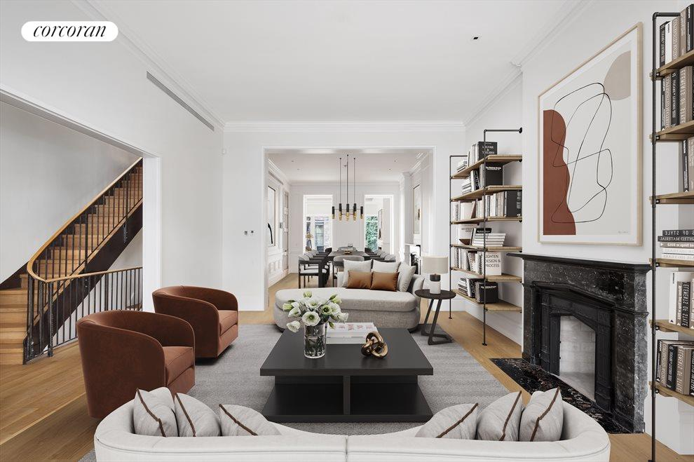 New York City Real Estate | View 135 East 15th Street | 8 Beds, 9.5 Baths