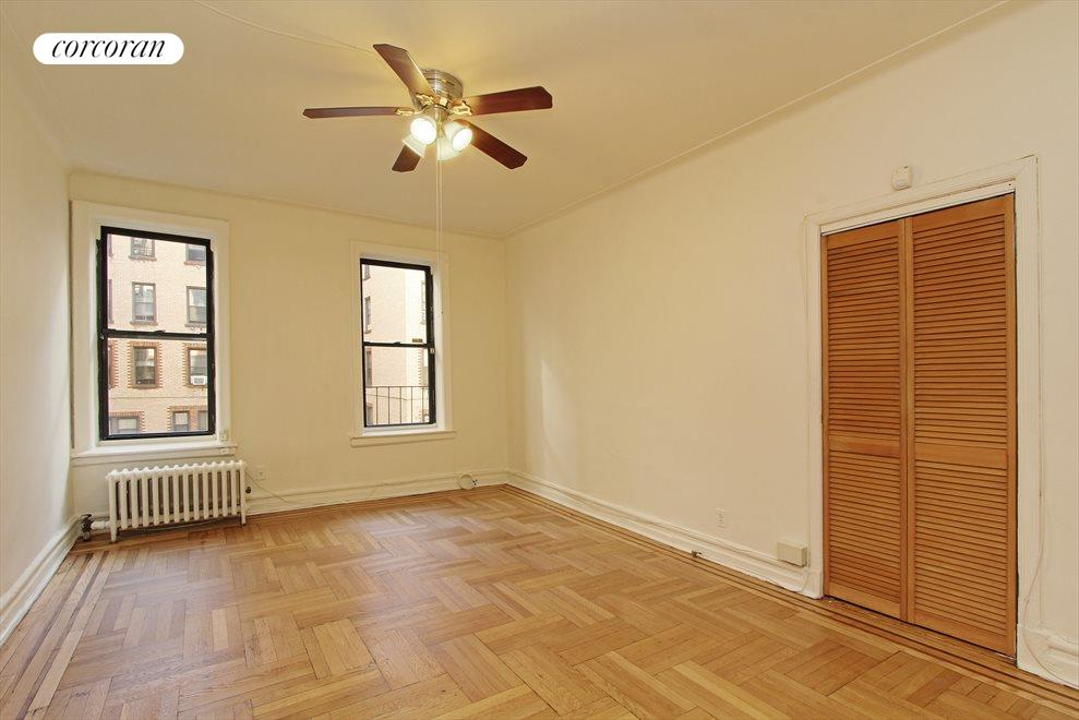 New York City Real Estate | View 80 Winthrop Street, #R2 | huge closets throughout