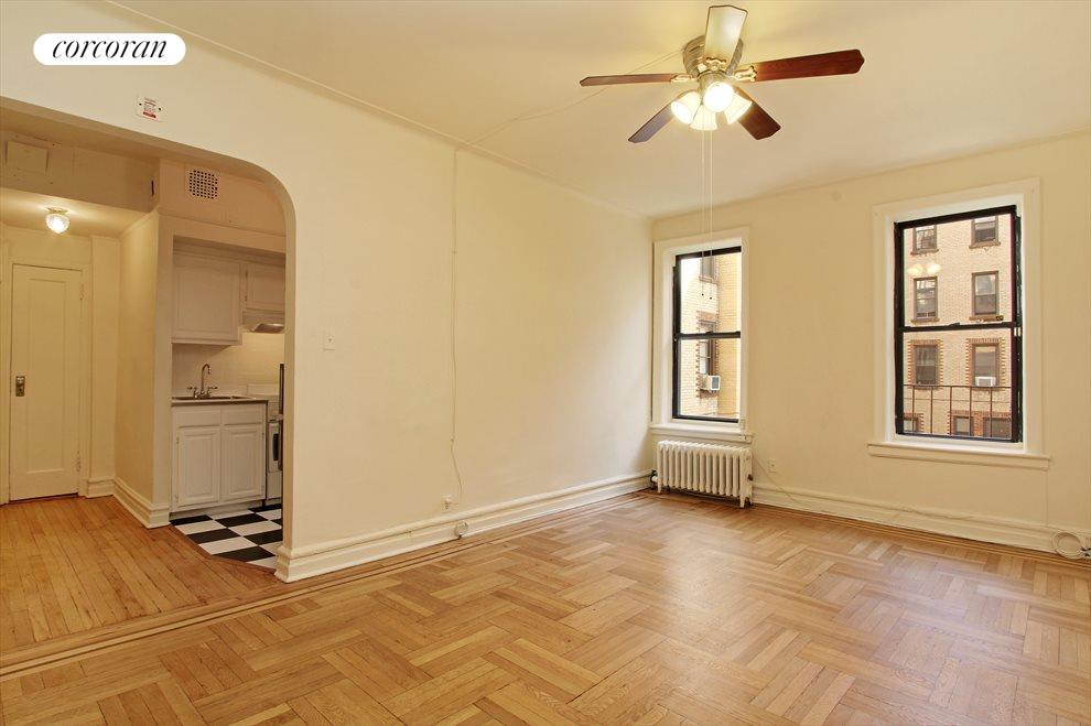 New York City Real Estate | View 80 Winthrop Street, #R2 | 1 Bath