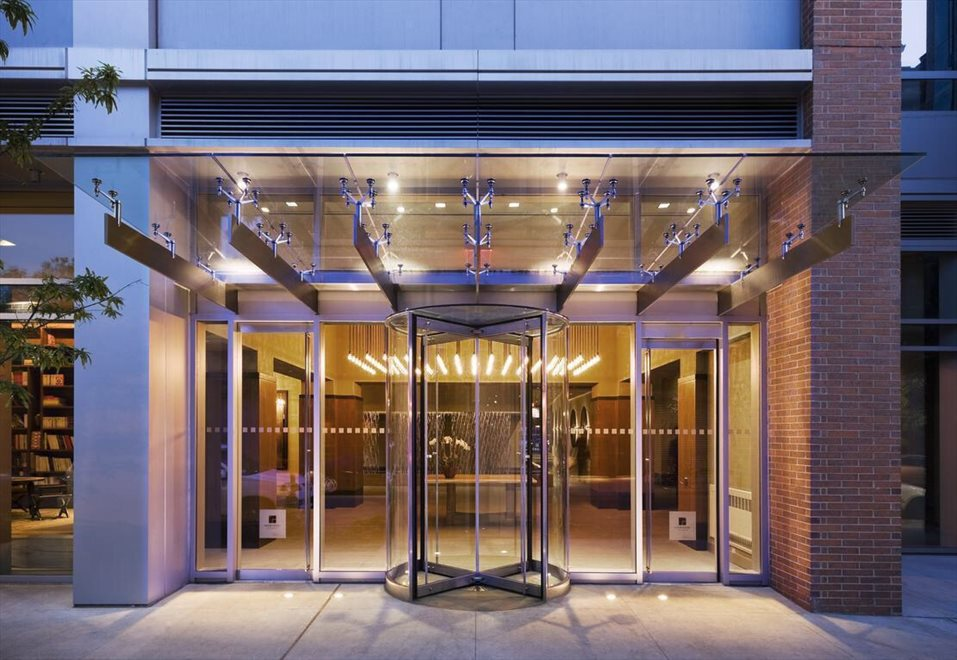New York City Real Estate | View 450 West 17th Street, #1015 | Luxurious Spacious Lobby