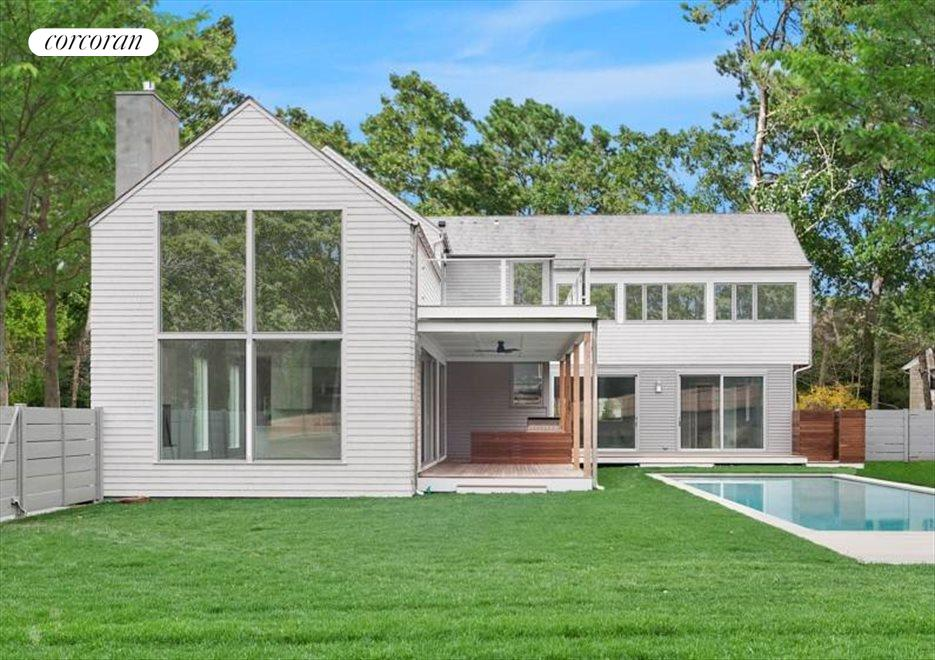 The Hamptons Real Estate | View 11 Walker Avenue | 7 Beds, 7.5 Baths