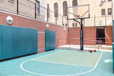 New York City Real Estate | View 245 West 99th Street, #28A | Basketball