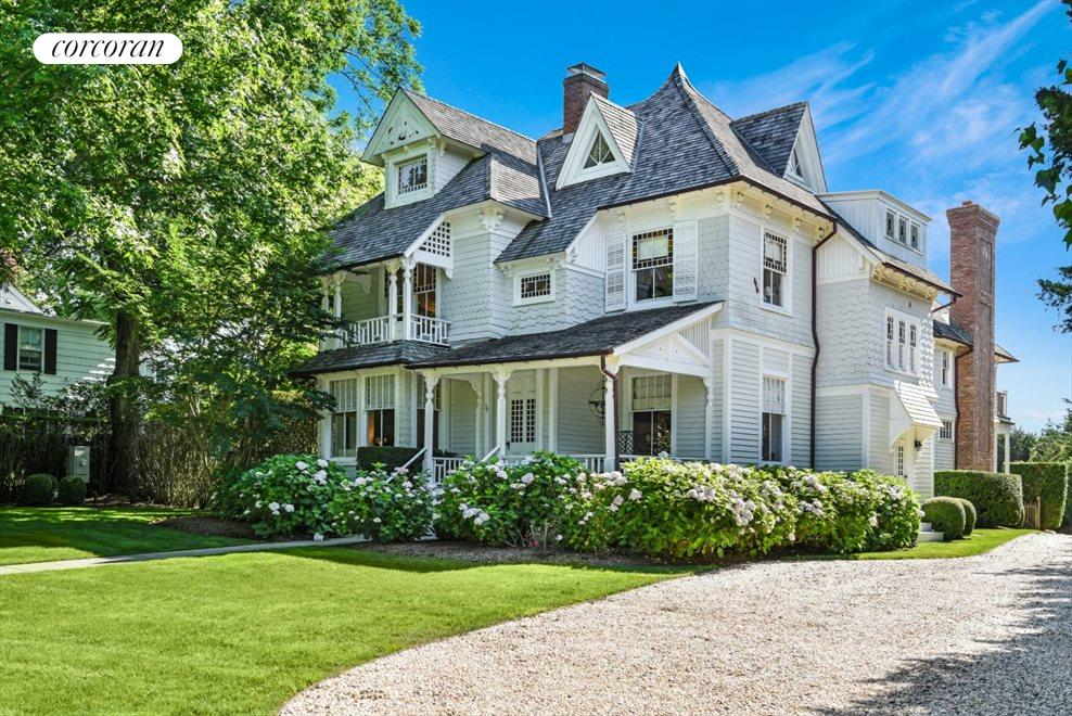 The Hamptons Real Estate | View 75 South Main Street | 9 Beds, 7.5 Baths