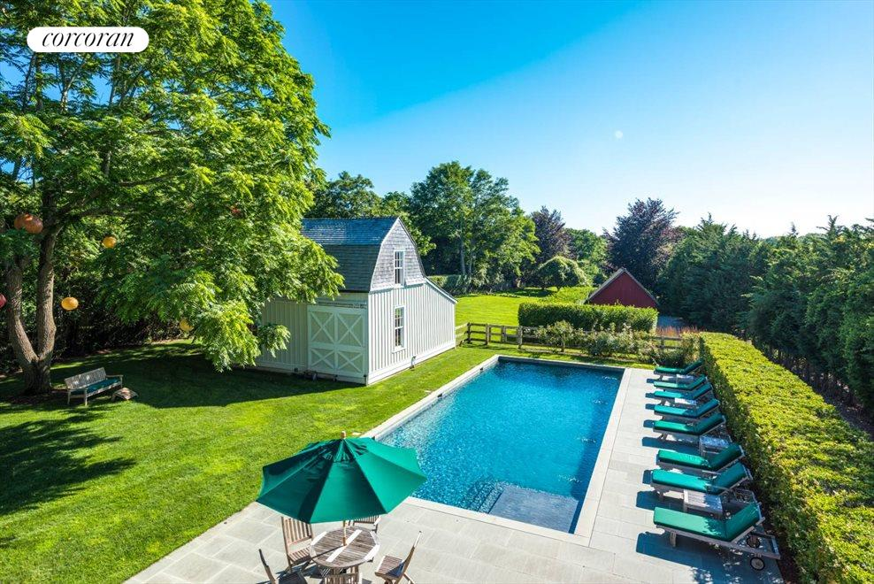 The Hamptons Real Estate | View 75 South Main Street | Includes Legal Guest House