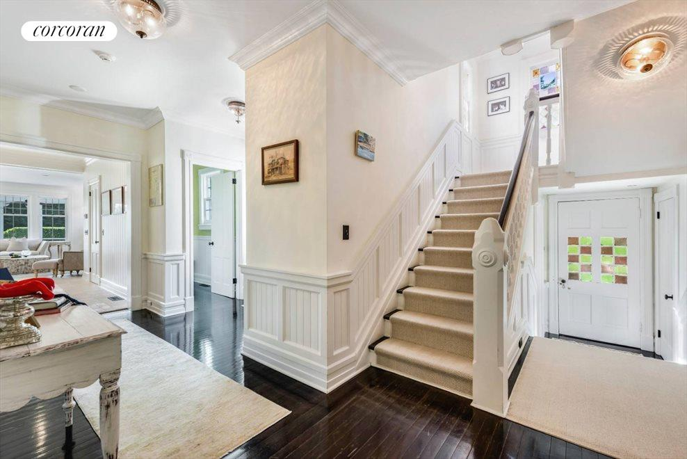 The Hamptons Real Estate | View 75 South Main Street | Foyer