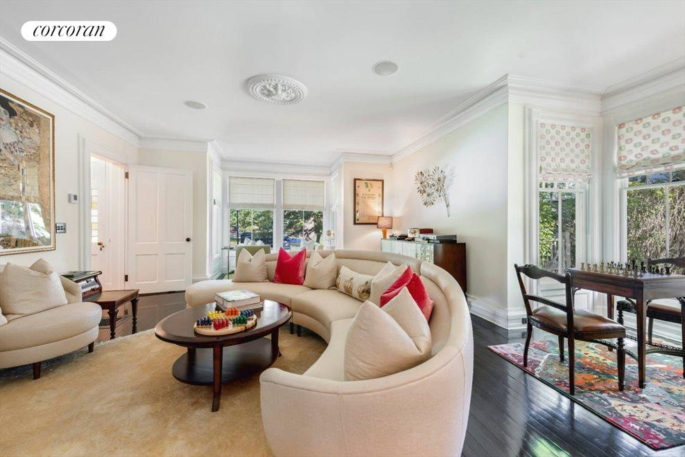 The Hamptons Real Estate | View 75 South Main Street | Formal Living Room