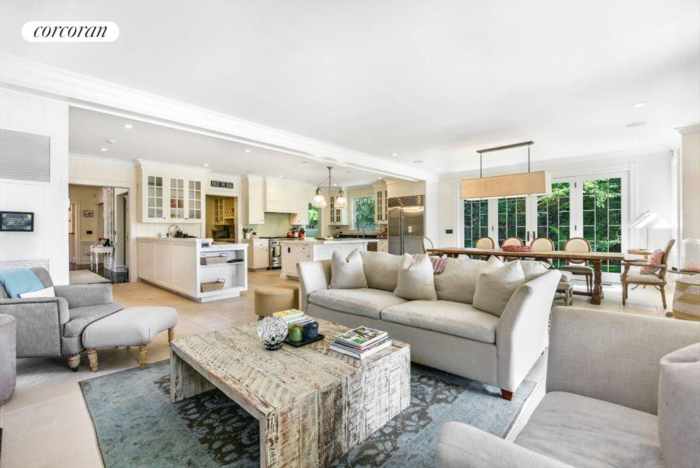 The Hamptons Real Estate | View 75 South Main Street | New Addition Plan