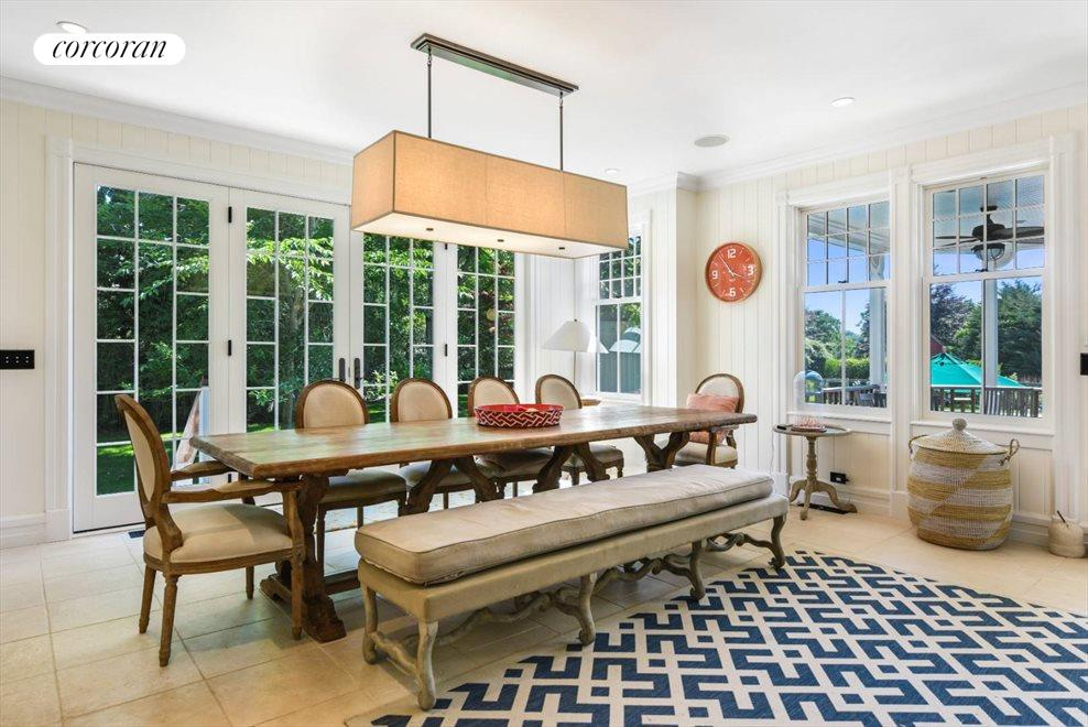 The Hamptons Real Estate | View 75 South Main Street | Open Floor Plan