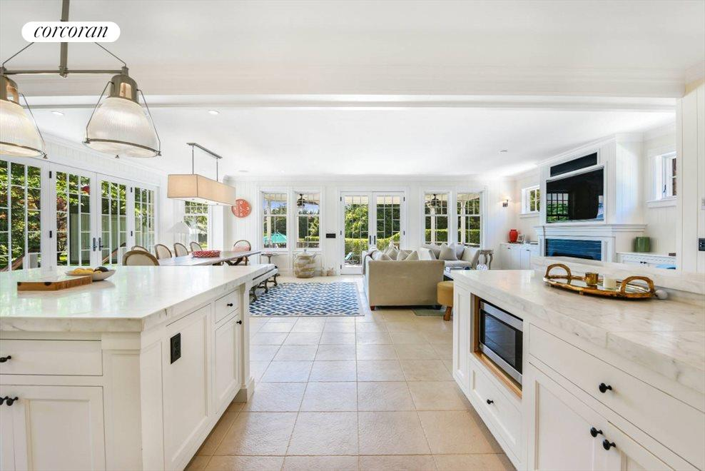 The Hamptons Real Estate | View 75 South Main Street | Kitchen