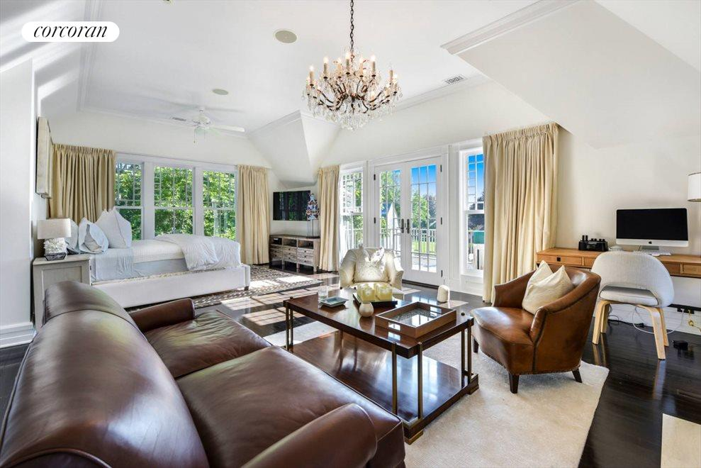 The Hamptons Real Estate | View 75 South Main Street | Master Bedroom
