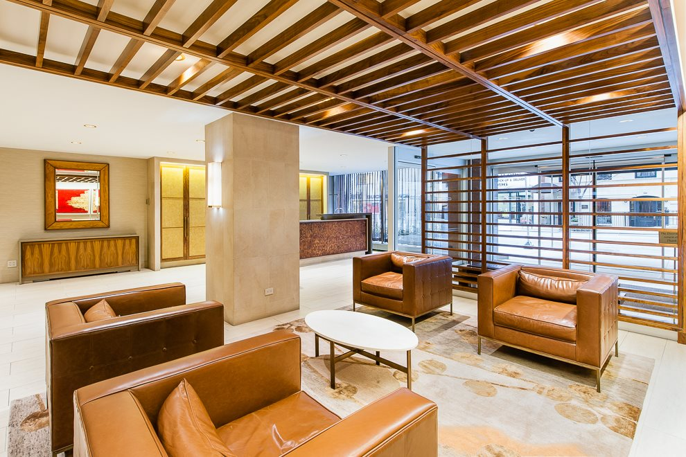 New York City Real Estate | View 150 East 61st Street, #9H | Newly Renovated Lobby
