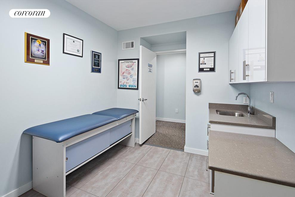 New York City Real Estate | View 130 East 67th Street, #1C | Exam Room