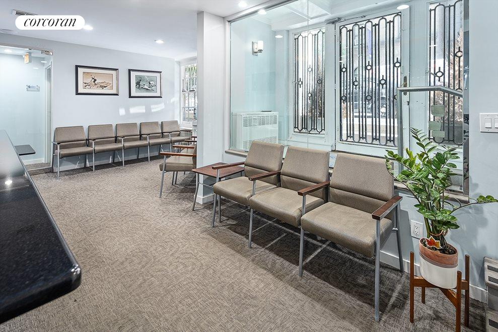New York City Real Estate | View 130 East 67th Street, #1C | Waiting Room