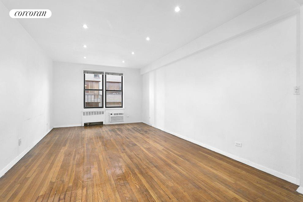 New York City Real Estate | View 330 East 70th Street, #3M | Large Living Room